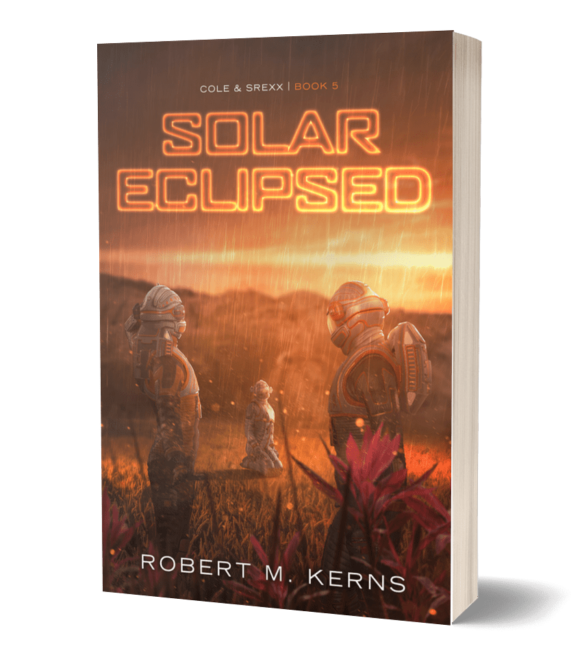 Solar Eclipsed by Robert M. Kerns