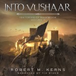 """""""Into Vushaar"""" audio cover"""
