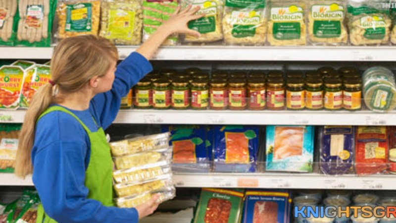Grocery Store Packers wanted in Canada