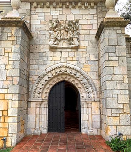 KOM-Monastary Entrance