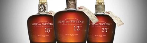 Kirk and Sweeney Dominican Rum (18 Years)