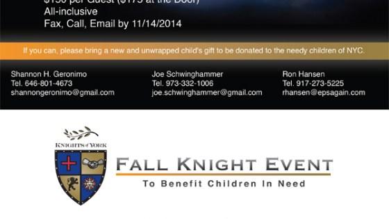 FallKnightEventCombined2014