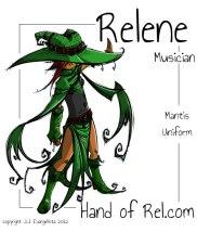Rel Musician Uniform
