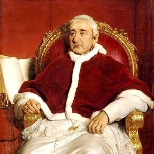 Pope Gregory XVI, founded the Vatican Egyptian Musuem