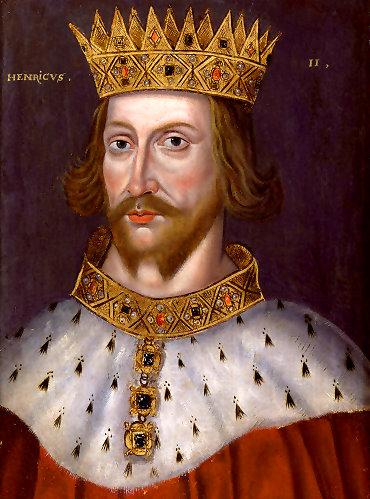 King Henry II - National Portrait Gallery