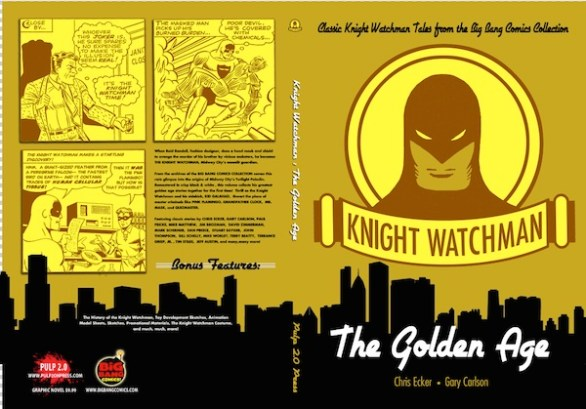 KNIGHT WATCHMAN GOLDEN AGE