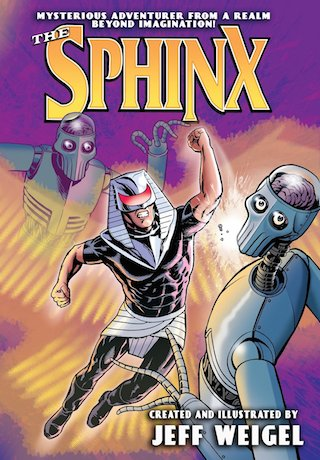 THE SPHINX TRADE PAPERBACK
