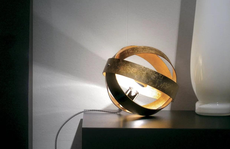 11 Unique Table Lamps To Elevate Your Interior Design Knikerboker Illuminazione Di Design