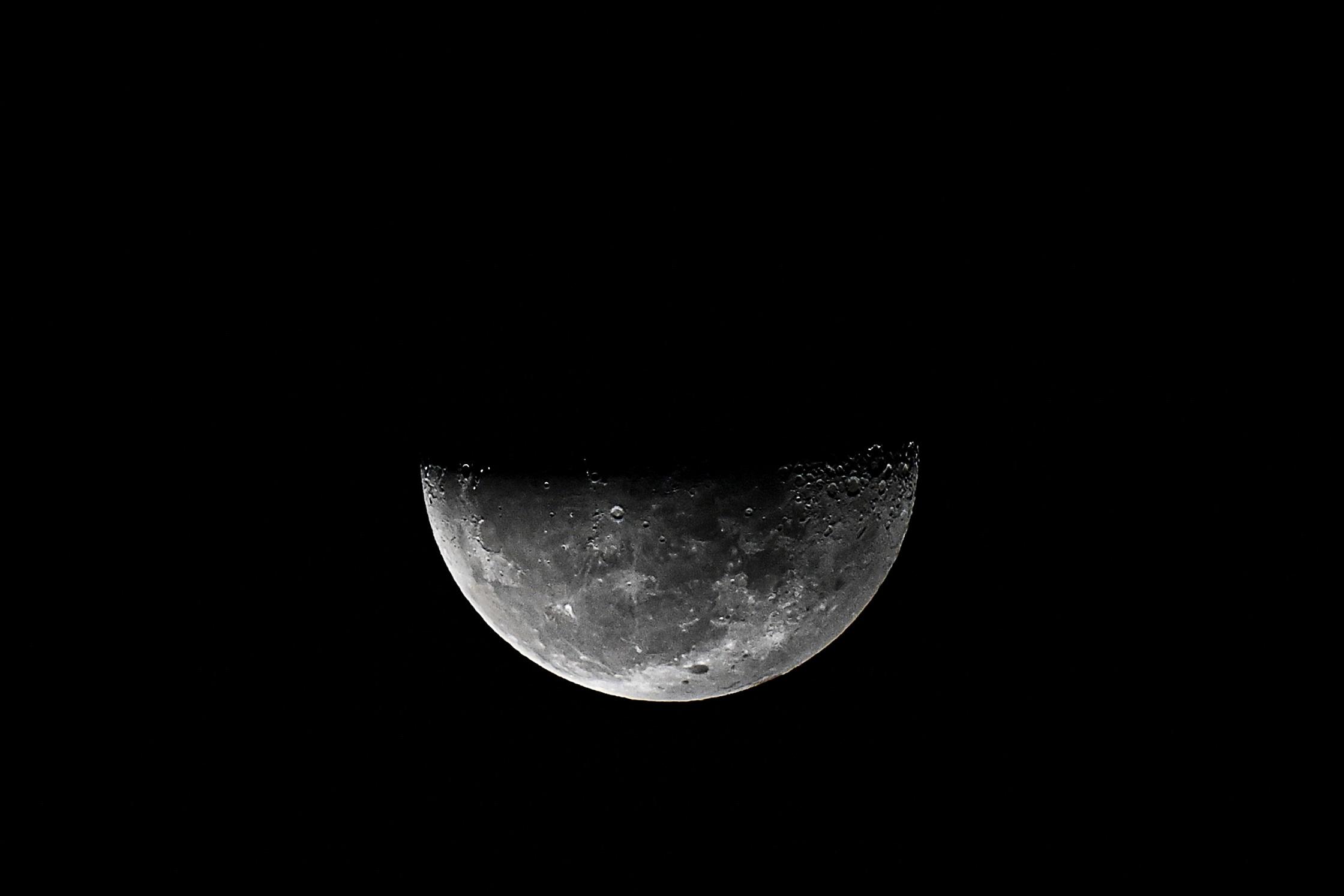 water confirmed on moon