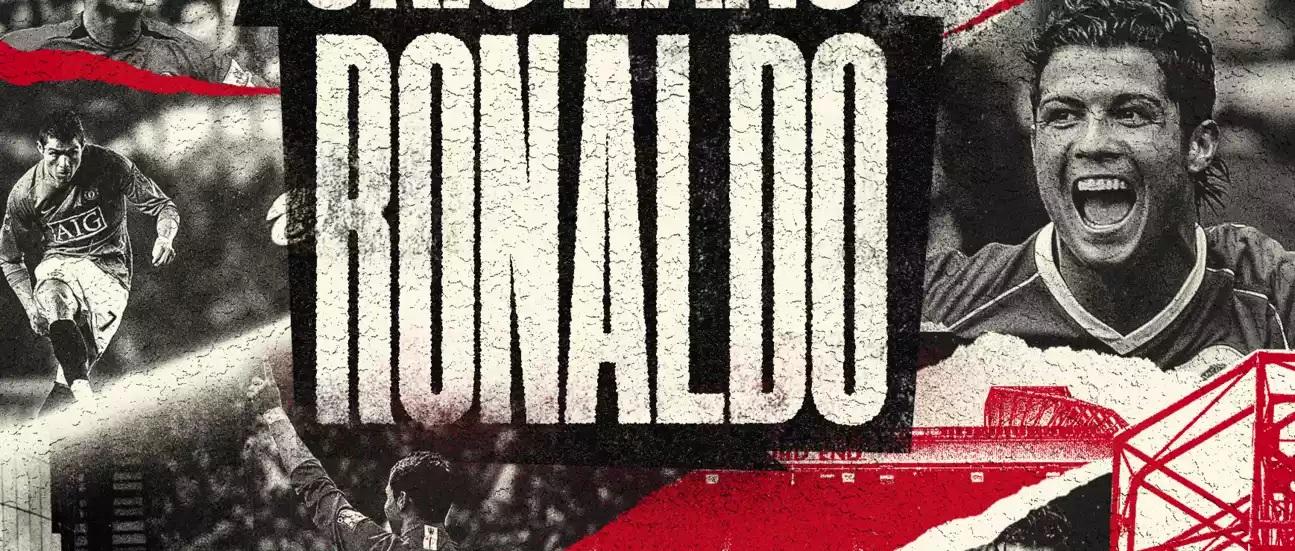 ronaldo transfer man utd
