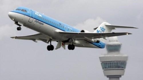 twee extra vluchten KLM