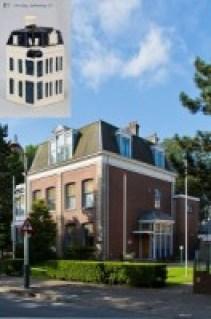 Het kabinet van de Gevolmachtigde minister beschikt over drie monumentale stadsvilla's waarvan er twee als kantoor in gebruik zijn en de derde dienst doet als ambtswoning. FOTO RENÉ ZWART