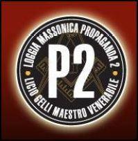 De P2 loge. Propaganda Due was een verboden criminele organisatie in Italie.