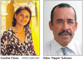 Carolina Fiévez - Eldon Peppie Sulvaran