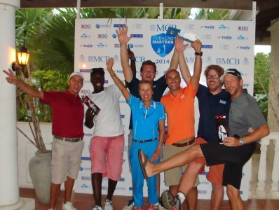 Team Eker / Albers winnaars Blue Bay 9.5