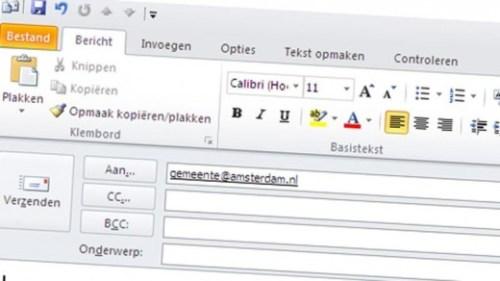 bescherming emails