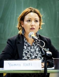 Yasmina Haifi Foto |  ANP