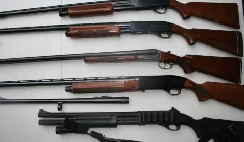 wapens en geweer