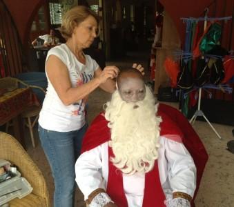 Sinterklaas komt zonder zwarte piet