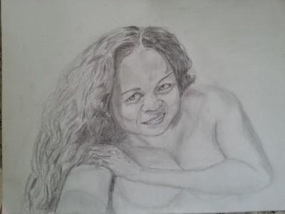 Wim van Asseleen-kunstenaar Curacao