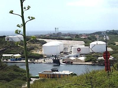 Voorfinanciering bracht Curoil in problemen | Foto Persbureau Curacao