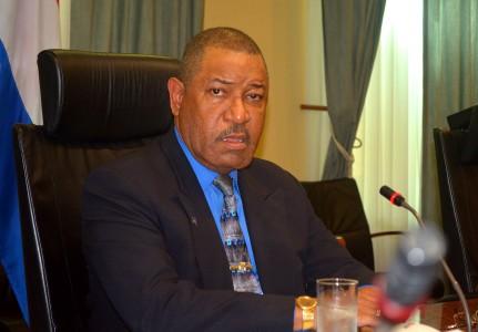 Navarro: Frauderende ambtenaren horen niet in KPC thuis | Foto Persbureau Curacao