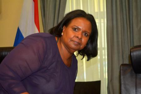 Leeflang wil weten wie advocaat van Wiels betaald | Foto Persbureau Curacao