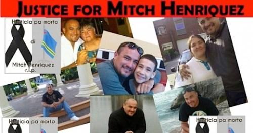 Intensieve samenwerking na rellen na dood Mitch Henriquez