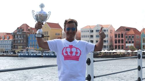 Frank Holtslag Koninkrijksboot Gay Pride | Foto Curacao Gay Pro