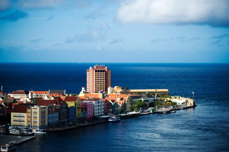 Willemstad, Curaçao, home of Pinnacle, a successful Internet sports-gambling company. Credit Hilary Swift for The New York Times