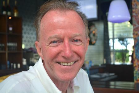 Roland O.B. van den Bergh, Curaçao, november 2015 | Foto Persbureau Curacao