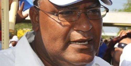 Charles Cooper en Cordoba voor onafhankelijkheid | Foto Persbureau Curacao