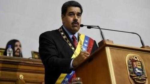 Maduro schrapt tijdzoneaanpassing van Chavez | © AFP
