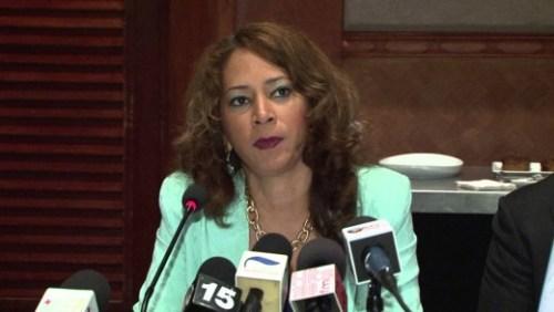 Arubaanse Statenvoorzitter Marisol Lopez-Tromp