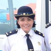 Korpschef Vanessa Kock