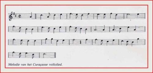 Dick wil dat iedereen volkslied kent