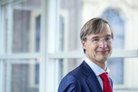 Maarten W.C. Feteris, president van de Hoge Raad der Nederlanden | Foto: Hollandse Hoogte