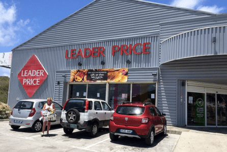 SXM-Leader Price car park moord   Daily Herald.