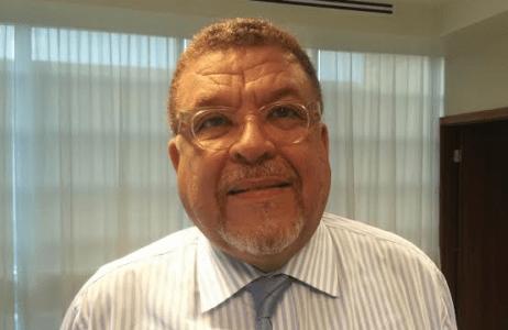 Financienminister Angel Bermudez   Foto Arien Rasmijn