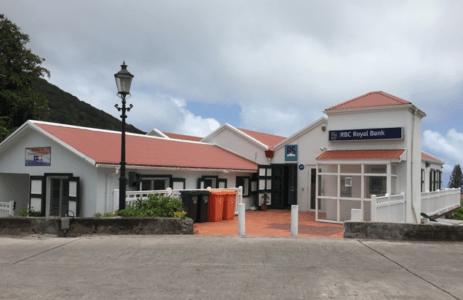 Na de sluiting van WIB blijft alleen de RBC bank over op Saba | Hazel Durand