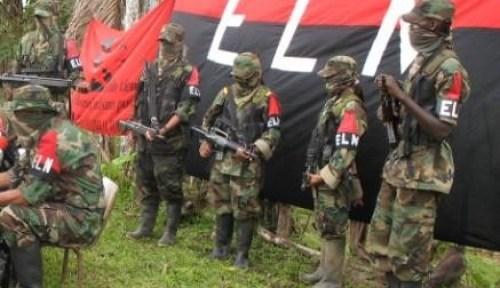 Vredesbesprekingen Colombiaanse Regering Met ELN Vandaag Van Start