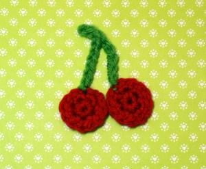 Cherry Applique