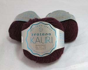Ever crochet with possum?