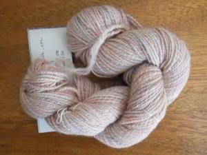 Sarah's yarn