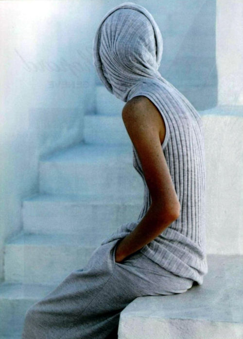 knitGrandeur: Céline S/S 1999