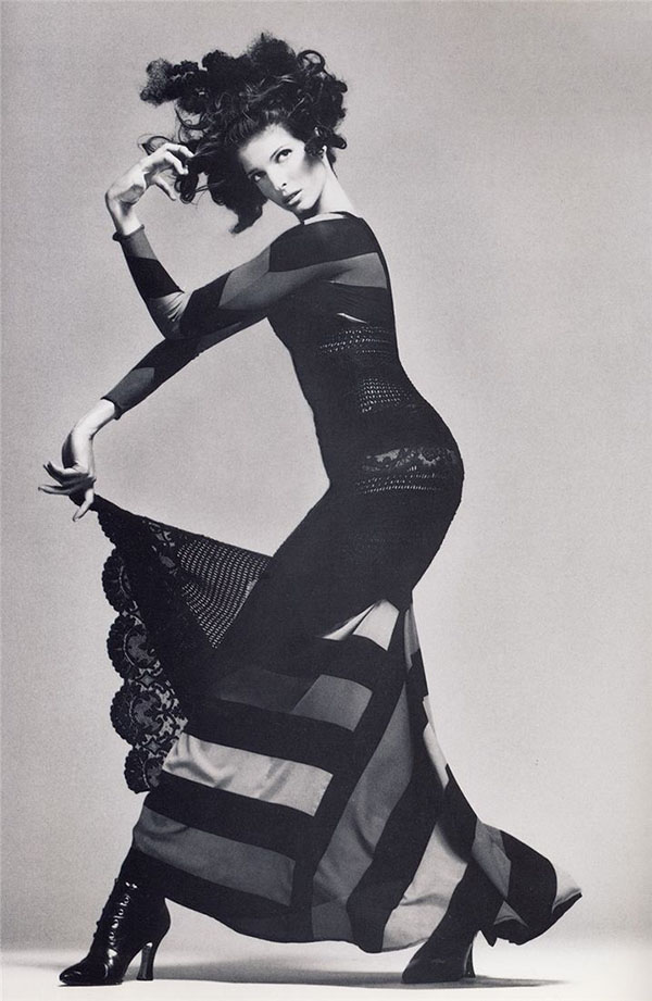 knitGandeur: Versace Knitwear by Richard Avedon 1993