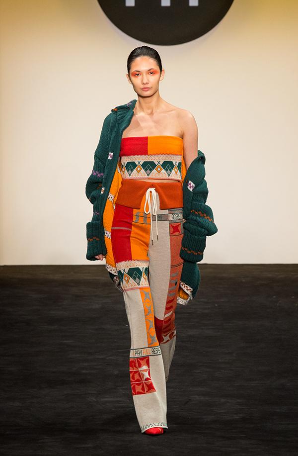 knitGrandeur®: FIT The Future of Fashion 2018, Knitwear-Designer Charlotte Sasko