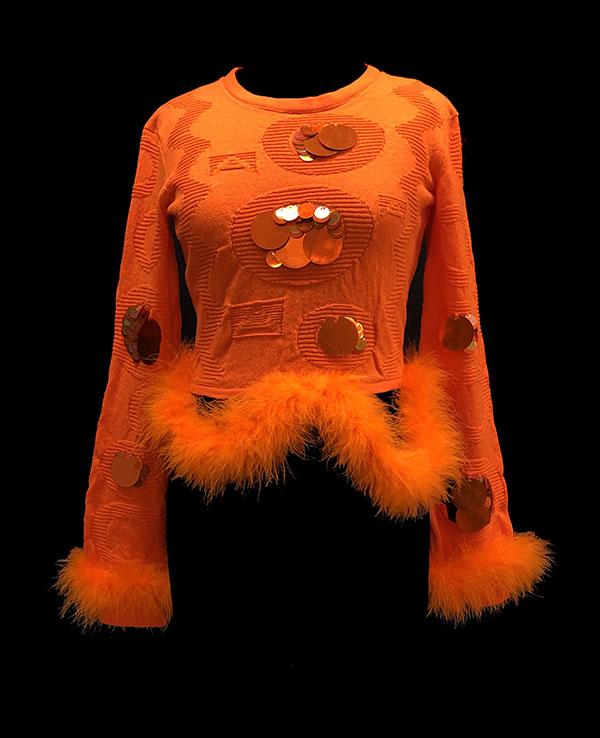 knitGrandeur: Designer: Aldrian Diaz - FIT & Biagioli Modesto Collaboration 2018: Term Garment Project Featuring Cash 30