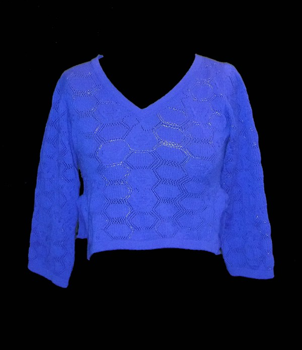 Designer: Francia Ramirez- FIT & Biagioli Modesto Collaboration 2019: Term Garment Project Featuring Cash 30
