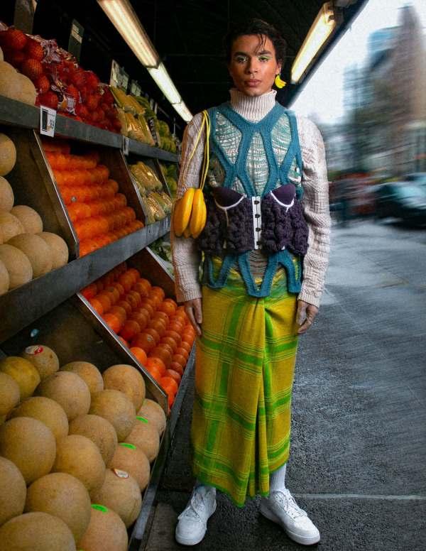 knitGrandeur: Mohua Goswami: FIT Future of Fashion 2021, Knitwear
